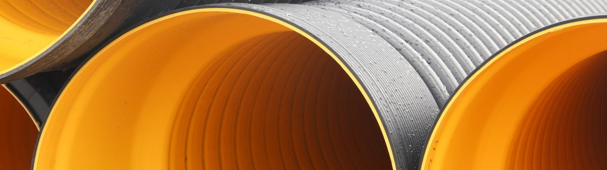 HDPE Corrugated Pipe Zeep Construction